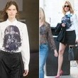 Julia Roberts's Darth Vader Button-Down by Preen on 'Jimmy Kimmel Live!'