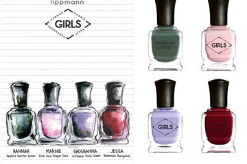 HBO 'Girls' Nail Polish Coming Out This January