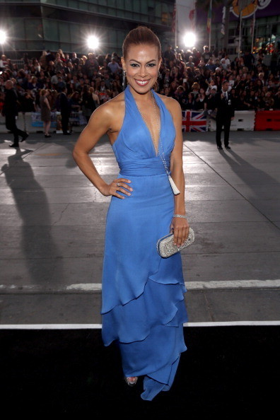 "Toni Trucks at 'The Twilight Saga: Breaking Dawn - Part 2"" Premiere"