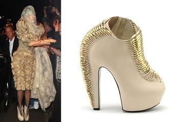 Lady Gaga Stuns Sydney in Synesthesia Booties