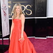 Jennifer Aniston Wore Valentino at the 2013 Oscars