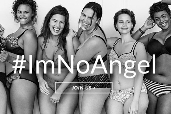 Lane Bryant Throws A Little Shade at Victoria's Secret—With Good Intentions