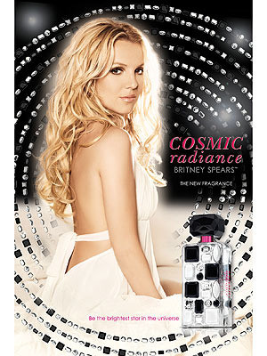 M8TrSQ12zzIl Britney Spears Introduces Seventh Fragrance, Cosmic Radiance