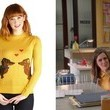 Zoe Jarman's Yellow Dachsund Sweater on 'The Mindy Project'