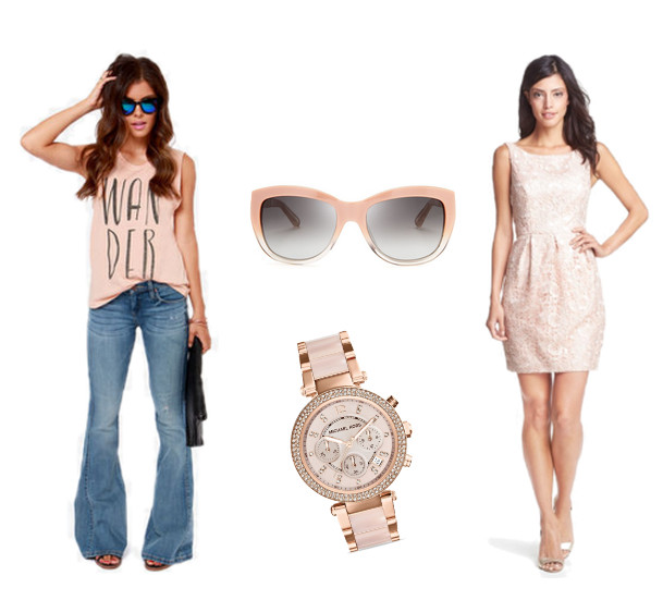 Fashion Trend Report: Blush