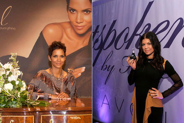 Halle Berry and Fergie to Receive FiFi Celebrity Fragrance Awards