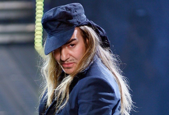 John Galliano Apologizes for Behavior, Enters Rehab