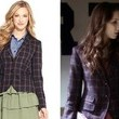 A Preppy Plaid Jacket Like Troian Bellisario's on 'Pretty Little Liars'