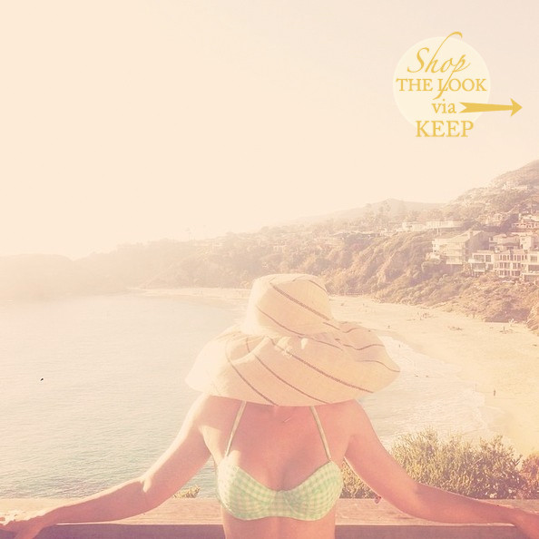 Lauren Conrad Gives Us Beach (and Bikini!) Envy