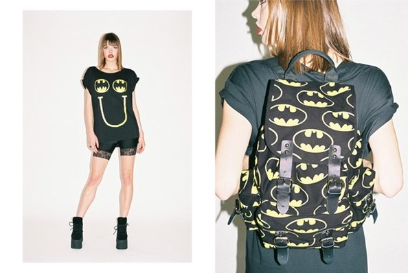 Obsession of the Day: Lazy Oaf's Batman Collection