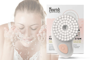 Current Obsession: Nourish Organic Face Cleanser