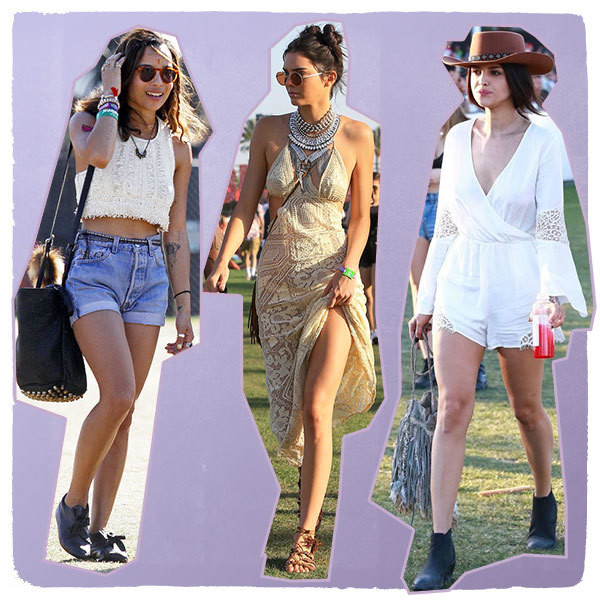 Celebrity Coachella Looks You'll Want To Copy