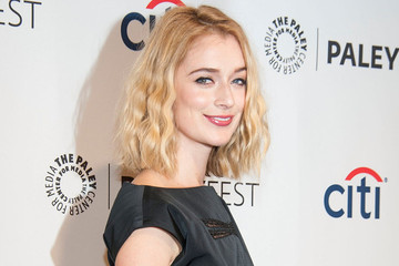 Hair Envy of the Day: Caitlin Fitzgerald's Wavy Bob