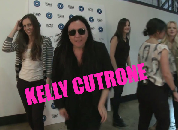 She's Baaack! Check Out Kelly Cutrone's Brand New Nine West Video