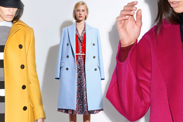 Pre-Fall 2014 Coats to Covet