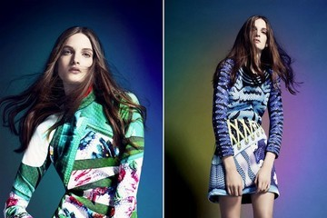 Mary Katrantzou x Adidas Originals Has Landed
