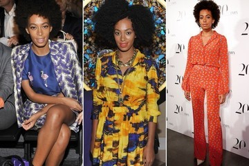 What to Wear (for Halloween): Solange Knowles Edition