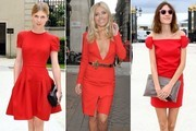 The Best Little Red Dresses