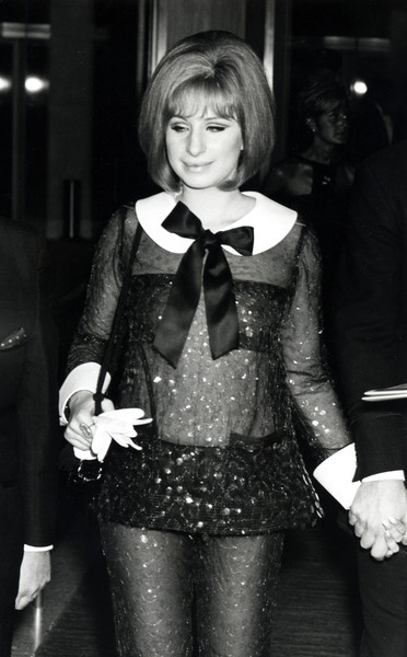 1968-1973 Trend: Black Statement Dress