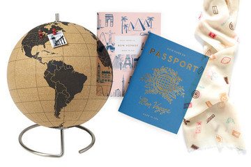 Gift Guide 2014: For the World Traveler
