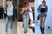 Stars Who Love '90s Fashion