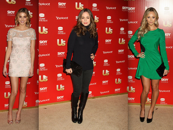 Best and Worst Dressed at US Weekly's Hot Hollywood Party 2009
