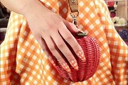 Gingham Nails & White Talons at Kate Spade New York's SS13 Show