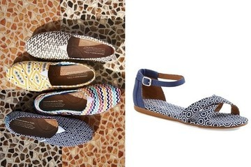 Collab We Love: Jonathan Adler for TOMS