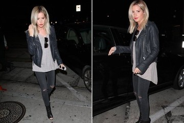 Ashley Tisdale's Simple, Chic Look