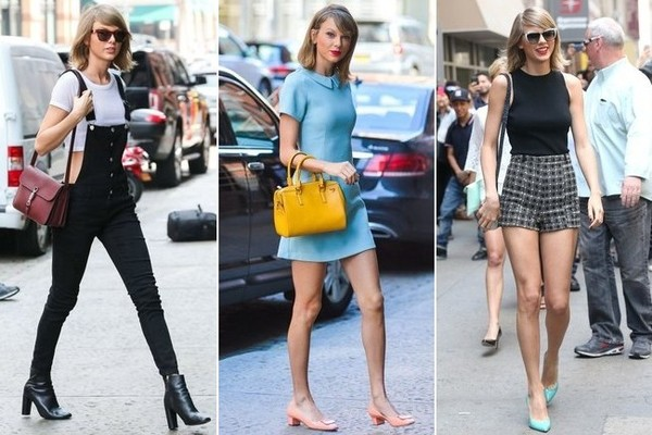copy taylor swifts street style with these outfit ideas