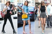 Copy Taylor Swift's Street Style with These Outfit Ideas