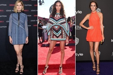 Go Itty Bitty: 1,200+ Photos of Celebrity Mini Dresses