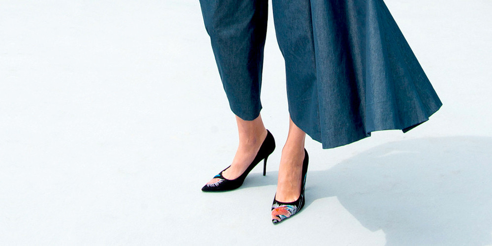 WhatToWearWithCulottes