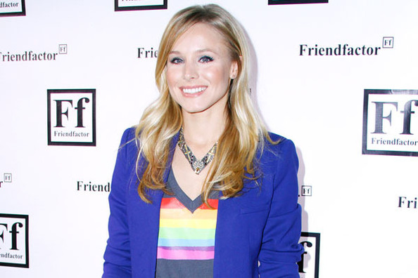 Kristen Bell and Old Navy Support LGBT Youth