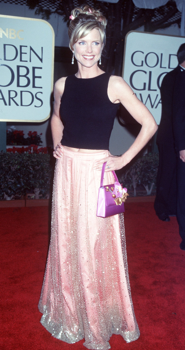 Courtney Thorne Smith 1999 This Is What The Golden