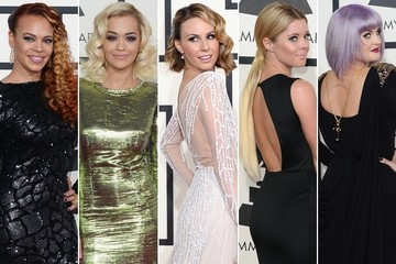 5 Sexy 2014 Grammys Awards Hairstyles (And The Tools You Need to Get Each Look)