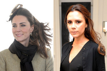 Victoria Beckham to Design Kate Middleton's Wedding Dress?