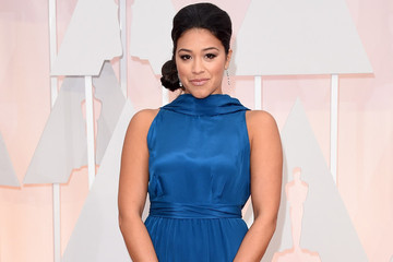 The Surprising Trend Gina Rodriguez Rocked to the Oscars
