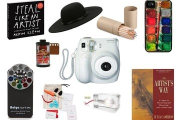 What to Buy: The Artist