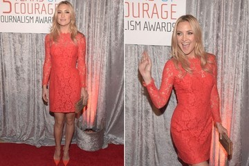 Look of the Day: Kate Hudson's Flattering Frock