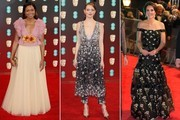 Best Dressed at the 2017 BAFTA Awards