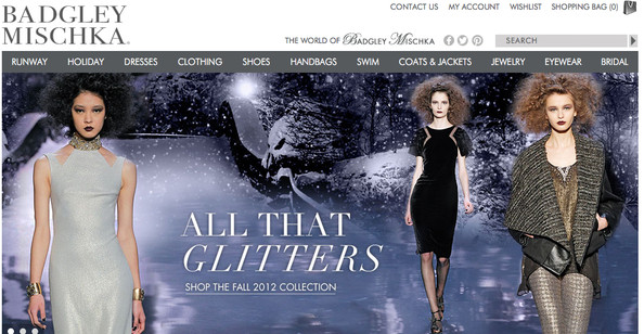 Badgley Mischka Launches E-Commerce