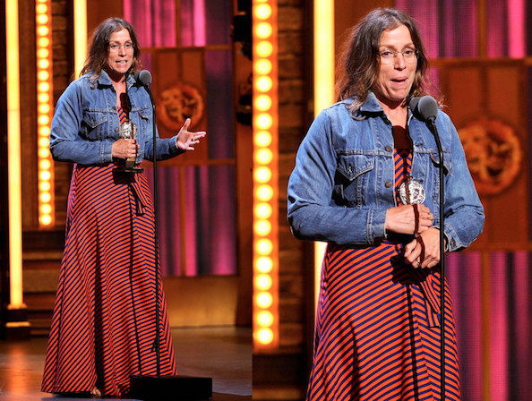 Hot or Not: Frances McDormand's Low-Key Tony Awards Look