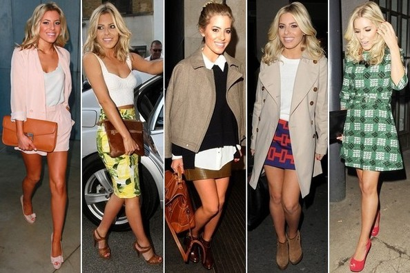 A Guide to Mollie King's Style