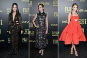 Best Dressed at Hollywood Foreign Press Association