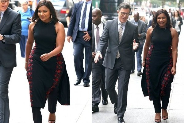 Look of the Day: October 4th, Mindy Kaling
