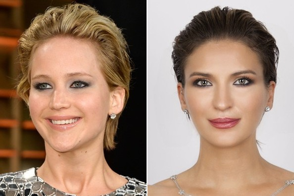 Get The Red Carpet Hair Look: Jennifer Lawrence