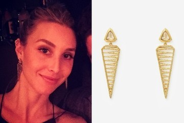 Found: Whitney Port's Drop Earrings