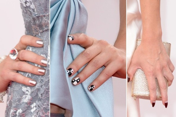 Best Nails at the 2013 Emmy Awards