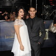 "Fivel Stewart and Boo Boo Stewart at 'The Twilight Saga: Breaking Dawn - Part 2"" Premiere"